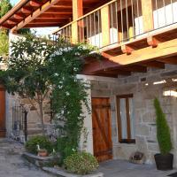 Casa Brues, hotel en Boborás