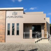 Novo Hotel, hotel in Boa Vista