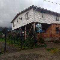 Hostal y Cabañas Ventisquero, hotel in Puerto Puyuhuapi