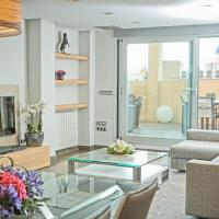Luxury penthouse in the center of Valencia