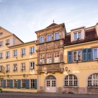 Historik Hotel Goldener Hirsch Rothenburg, hotel in Rothenburg ob der Tauber