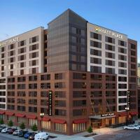 Hyatt Place Omaha/Downtown-Old Market, hotel in Omaha