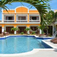 Hotel Villa Beija Flor, hotel em Jericoacoara
