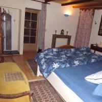 La forge du Prosper et de sa Prosperine, hotel in Cramans