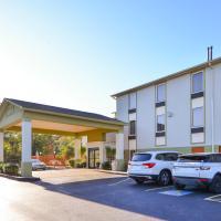 America's Best Value Inn & Suites-Clinton,克林頓的飯店
