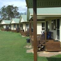 Lake Barra Cottages, hotel em Downsfield