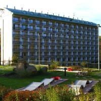 Spa Resort Libverda - Hotel Nový Dům, Hotel in Bad Liebwerda