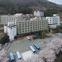 거제에 위치한 호텔 거제 오아시스 호텔