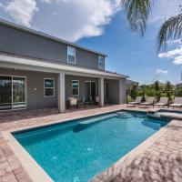 Splendid Home with Loft Area & Private Pool near Disney - 7619B
