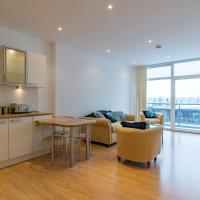2 Bedroom Luxury Apartment in Glasgow West End