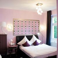 Kleine Villa Frankfurt, hotel u Frankfurtu na Majni