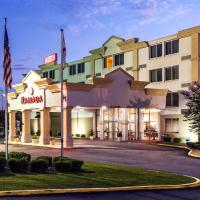 Ramada by Wyndham Birmingham Airport, hotel near Birmingham-Shuttlesworth International Airport - BHM, Birmingham