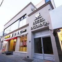 Hotel Insomnia, hotel in Daegu