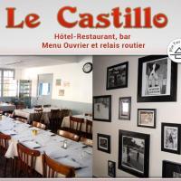Le Castillo, hôtel à Châteaubriant
