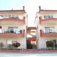 Sinanis Family Apartments, хотел в Керамоти
