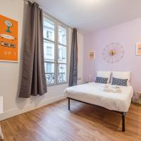 Apartment WS Hôtel de Ville - Musée Pompidou