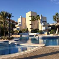 Apartment Calas de Campoamor en Aguamarina, hotel en Dehesa de Campoamor