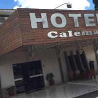 Hotel Calema, hôtel à Capitão Leônidas Marques