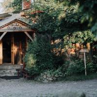 Ranczo w Dolinie, hotel in Kiszkowo