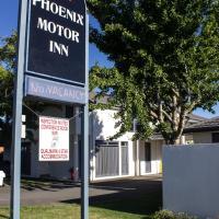 Phoenix Motor Inn, hotel in Blenheim