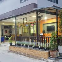 WJ Residence at Suvarnaphumi, hotel near Suvarnabhumi Airport - BKK, Lat Krabang