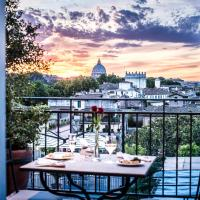 Hotel Ponte Sisto, hotell i Roma