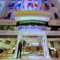 Aktas Hotel, отель в Мерсине