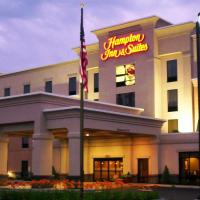 Hampton Inn and Suites Indianapolis-Fishers