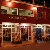 Estalagem e Restaurante Cantinho Bistrô, hotel in Alto Caparao