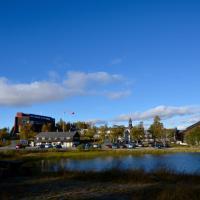 Skinnarbu, hotel in Rjukan