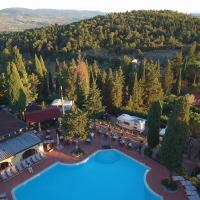 Camping Village Panoramico Fiesole, hotell i Fiesole