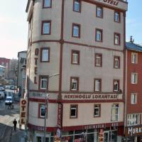 Hekimoğlu Hotel, отель в Эрзуруме