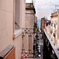 Barceloneta Suites Apartments Beach