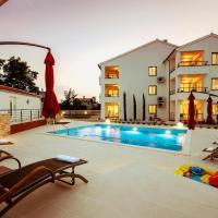 Villa Anja, hôtel à Peroj