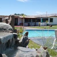 Casa Hacienda Nasca Oasis, hotel in Nazca