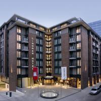 Viesnīca Lindner Hotel Am Michel Hamburgā