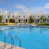 Casa de vacaciones, отель в городе Веракрус