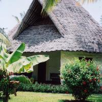 Les Datchi Cottages, hotel in Diani Beach