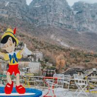 Pinocchio Mikro Papigo, ξενοδοχείο στο Πάπιγκο