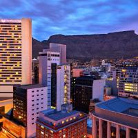 Southern Sun Cape Sun, hotel v mestu Cape Town