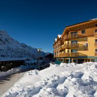 Hotel Delle Alpi, отель в Пассо-дель-Тонале