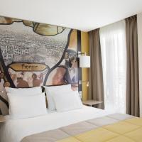 Mercure Paris Pigalle Sacre Coeur, hotel a Parigi, Pigalle