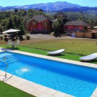 Complejo Puerto Malén Club de Montaña, hotel in Villa Pehuenia