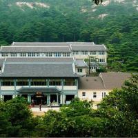 Viesnīca Huangshan Paiyunlou Hotel pilsētā Huanšanas ainavu zona