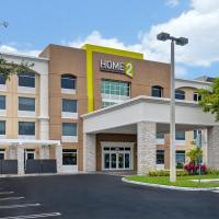 Home2 Suites by Hilton Miramar Ft. Lauderdale, hotel in Miramar