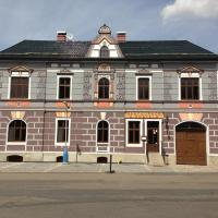 Restaurace U Kostela, hotel v destinaci Mariánské Radčice