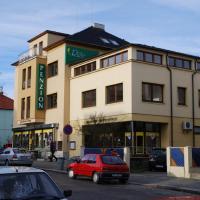 Penzion Růže, hotel in Humpolec