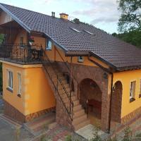 Agroturystyka Na górce u Barbary – hotel w mieście Lesko