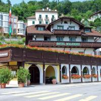 Hotel Walensee Trattoria, hotel in Weesen