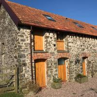 East Trayne Holiday Cottages, hotel in South Molton